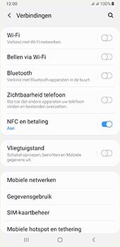 Samsung galaxy-a7-dual-sim-sm-a750fn-android-pie - Internet - Handmatig instellen - Stap 7