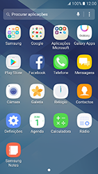 Samsung Galaxy A3 (2017) - Chamadas - Como bloquear chamadas de um número -  3