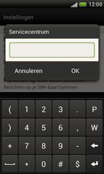 HTC T328e Desire X - SMS - handmatig instellen - Stap 6
