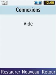 Samsung C3350 Xcover 2 - Internet - configuration manuelle - Étape 8