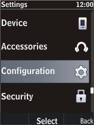 Nokia C2-05 - Internet - Automatic configuration - Step 7