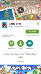 Samsung Galaxy A3 A310F 2016 - Aplicações - Como pesquisar e instalar aplicações -  17