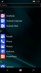 Microsoft Lumia 950 - E-mail - Manual configuration - Step 4