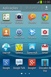 Samsung Galaxy Fame - Email - Configurar a conta de Email -  4