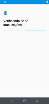 Motorola One - Funções básicas - Como atualizar o software do seu aparelho - Etapa 6