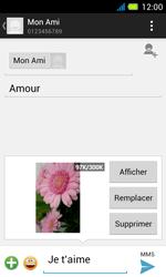 Acer Liquid Z4 - Mms - Envoi d