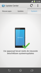 Sony C6903 Xperia Z1 - Software update - update installeren zonder PC - Stap 7