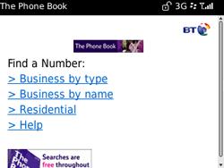 BlackBerry 9300 Curve 3G - Internet - Internet browsing - Step 11