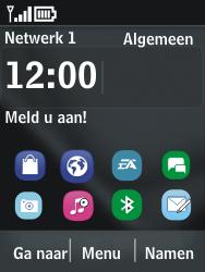 Nokia Asha 203 - Buitenland - Bellen, sms en internet - Stap 9