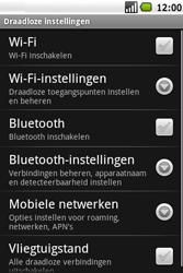 Samsung I5700 Galaxy Spica - Bellen - in het buitenland - Stap 5