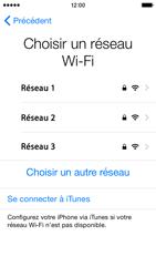 Apple iPhone 5c (iOS 8) - Premiers pas - Créer un compte - Étape 8