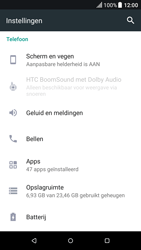 HTC One A9 - Android Nougat - Voicemail - Handmatig instellen - Stap 4