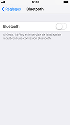 Apple iPhone SE - iOS 12 - Bluetooth - connexion Bluetooth - Étape 6