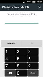 Doro 8031 - Sécuriser votre mobile - Activer le code de verrouillage - Étape 9