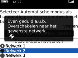 BlackBerry 8520 Curve - Netwerk - Gebruik in het buitenland - Stap 8