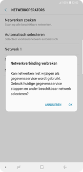 Samsung galaxy-note-9-sm-n960f - Buitenland - Bellen, sms en internet - Stap 11
