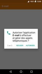 Crosscall Core X3 - E-mails - Ajouter ou modifier votre compte Outlook - Étape 5