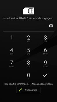Sony E6853 Xperia Z5 Premium - Internet - handmatig instellen - Stap 34