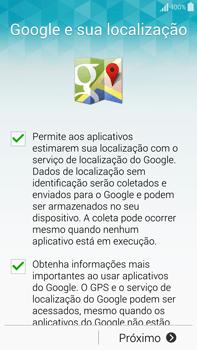 Samsung N910F Galaxy Note 4 - Primeiros passos - Como ativar seu aparelho - Etapa 12