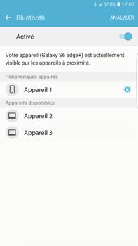 Samsung Samsung Galaxy S6 Edge+ - Android M - Bluetooth - connexion Bluetooth - Étape 10