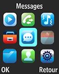 Bouygues Telecom Bc 211 - Contact, Appels, SMS/MMS - Envoyer un SMS - Étape 3