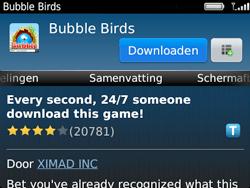 BlackBerry 9720 Bold - Applicaties - Applicaties downloaden - Stap 8