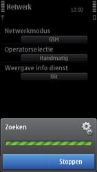 Nokia N8-00 - Bellen - in het buitenland - Stap 7