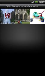 HTC S510e Desire S - MMS - envoi d'images - Étape 10