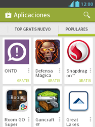 LG Optimus L3 II - Aplicaciones - Descargar aplicaciones - Paso 11