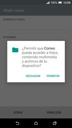 HTC One A9 - E-mail - Configurar correo electrónico - Paso 16