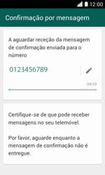 NOS LUNO - Aplicações - Como configurar o WhatsApp -  9