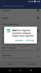 HTC One A9 - Android Nougat - E-mail - handmatig instellen (outlook) - Stap 10