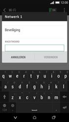HTC Desire 610 - WiFi - Handmatig instellen - Stap 7