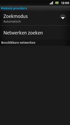 Sony ST25i Xperia U - Bellen - in het buitenland - Stap 7
