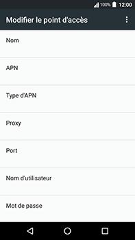 Acer Liquid Zest 4G Plus - MMS - Configuration manuelle - Étape 10