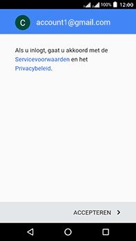 Acer Liquid Zest 4G Plus - E-mail - e-mail instellen (gmail) - Stap 13