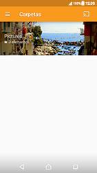 Sony Xperia XZ (F8331) - Bluetooth - Transferir archivos a través de Bluetooth - Paso 8