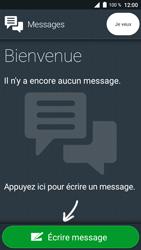 Doro 8035 - SMS - Configuration manuelle - Étape 10