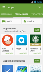 Motorola XT621 Primus Ferrari - Aplicativos - Como baixar aplicativos - Etapa 5