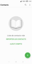 Alcatel 1X - Contact, Appels, SMS/MMS - Ajouter un contact - Étape 5