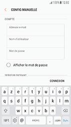 Samsung Galaxy J5 (2017) - E-mail - Configuration manuelle - Étape 10