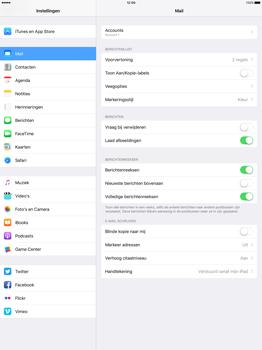 Apple iPad Pro 12.9 inch (2nd generation) - E-mail - Account instellen (POP3 met SMTP-verificatie) - Stap 27