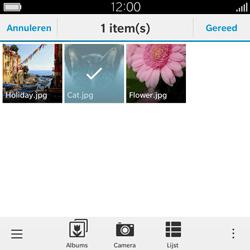 BlackBerry Classic - E-mail - Hoe te versturen - Stap 15