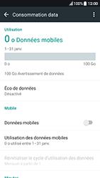 HTC 10 - Android Nougat - Internet - Désactiver les données mobiles - Étape 7