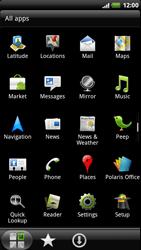 HTC Z715e Sensation XE - Voicemail - Manual configuration - Step 3