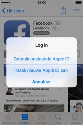 Apple iPhone 4 S iOS 9 - Applicaties - Applicaties downloaden - Stap 8