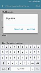 Samsung Galaxy J5 (2016) - Mensajería - Configurar el equipo para mensajes multimedia - Paso 11