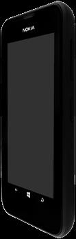 Nokia Lumia 530 - Primeiros passos - Como ligar o telemóvel pela primeira vez -  2