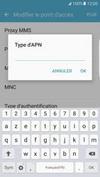 Samsung G935 Galaxy S7 Edge - MMS - Configuration manuelle - Étape 11