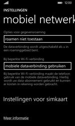 Nokia Lumia 530 - Internet - handmatig instellen - Stap 6